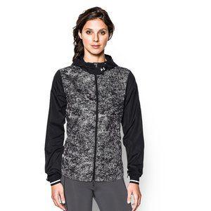 Women's UA Storm Layered Up Printed Jacket Size S